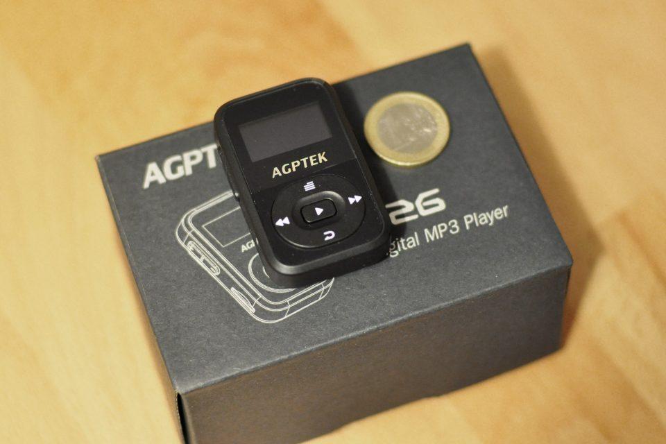 Kompakter MP3-Player